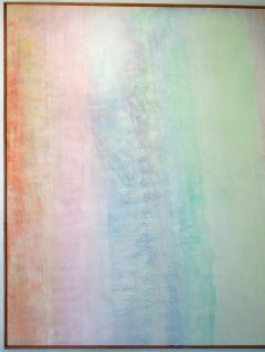Robert Natkin Robert Natkin Abstract Acrylic on Canvas Untitled Bath Apollo Series 1977 - 675224