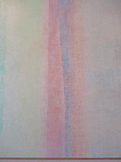 Robert Natkin Robert Natkin Abstract Acrylic on Canvas Untitled Bath Apollo Series 1977 - 675230