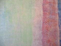 Robert Natkin Robert Natkin Abstract Acrylic on Canvas Untitled Bath Apollo Series 1977 - 675237