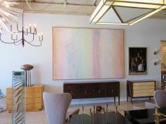 Robert Natkin Robert Natkin Abstract Acrylic on Canvas Untitled Bath Apollo Series 1977 - 675239