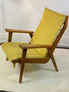 Robert Parry MID CENTURY MODERN LOTUS LOUNGE CHAIR BY ROB PARRY - 1569357