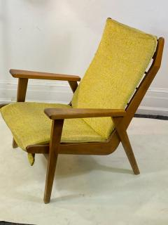 Robert Parry MID CENTURY MODERN LOTUS LOUNGE CHAIR BY ROB PARRY - 1569358