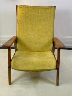 Robert Parry MID CENTURY MODERN LOTUS LOUNGE CHAIR BY ROB PARRY - 1569362