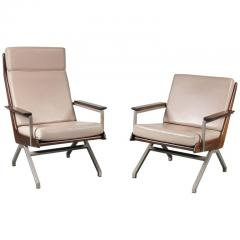 Robert Parry Pair of Rob Parry Lounge Chairs for Gelderland Netherlands 1960 - 791810