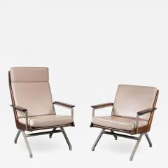 Robert Parry Pair of Rob Parry Lounge Chairs for Gelderland Netherlands 1960 - 793405
