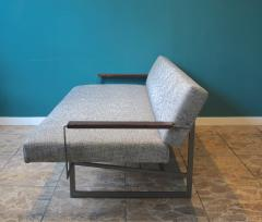 Robert Parry Reupholstered Grey Vintage Sofa or Daybed by Rob Parry for Gelderland 1950s - 690665