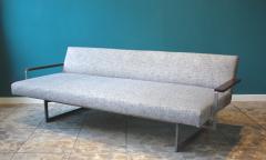 Robert Parry Reupholstered Grey Vintage Sofa or Daybed by Rob Parry for Gelderland 1950s - 690666