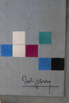 Robert Parry Rob Parry Squares Rug for Danish Carpets Netherlands circa 2000 - 811758