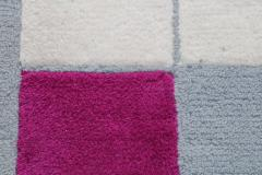 Robert Parry Rob Parry Squares Rug for Danish Carpets Netherlands circa 2000 - 811762
