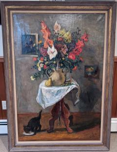 Robert Philipp Flowers on a Table - 1276975