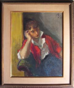 Robert Phillip Young Woman - 33922