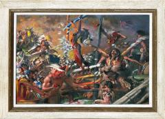 Robert Riggs Indian Sacrificial Ceremony - 1528038