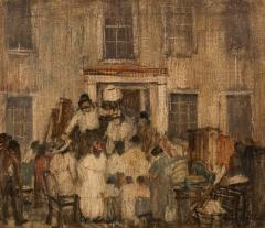 Robert Spencer The Auction - 81824