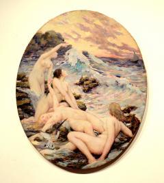Robert Van Vorst Sewell Sirens at Gull Rock - 1184216