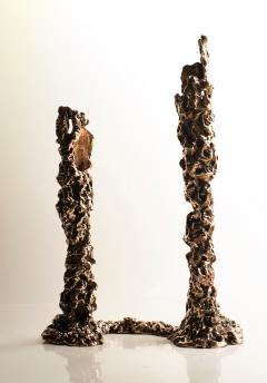 Roberta Verteramo Selene link candle holder - 1796754