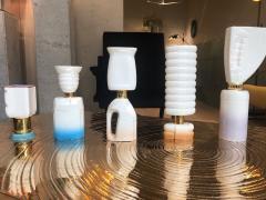 Roberto Cambi Series of Clochard ceramics - 1460343