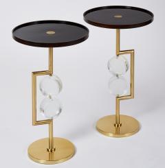 Roberto Giulio Rida Pair of Roberto Rida Side Tables - 596044