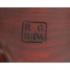 Roberto Giulio Rida Pair of Roberto Rida Side Tables - 596054
