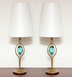 Roberto Giulio Rida Paur of Gemmine Table Lamps by Roberto Giulio Rida - 203466