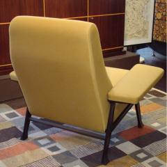 Roberto Menghi Pair of Hall Chairs by Roberto Menghi for Arflex - 213433