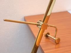 Roberto Menghi Rare Libra Lux Table Lamp by Roberto Menghi for Lamperti Co Italy 1948 - 522872