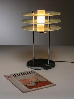 Roberto Volonterio Libra Table Lamp by Volonterio and Benedetti for Quattrifolio - 1032197