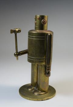 Robot Table Cigar Lighter Machine Age Art Deco 1930 - 1809069