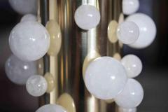 Rock Crystal Bubble Lamps by Phoenix - 2007860