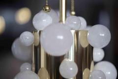 Rock Crystal Bubble Lamps by Phoenix - 2007862