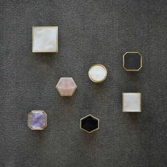 Rock Crystal Handle by Phoenix - 2022419