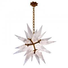 Rock Crystal Star Chandeliers by Phoenix - 1998490