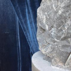 Rock Garden Sculptures Abstract Art Soapstone Copper Rancho Santa Fe CA - 1771224