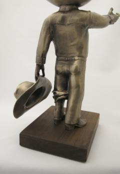 Rodger Jacobsen Howdy maquette  - 483241