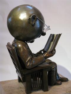 Rodger Jacobsen The Reader - 499488