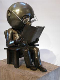 Rodger Jacobsen The Reader - 499489