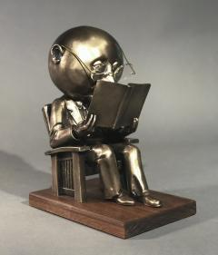 Rodger Jacobsen The Reader maquette  - 483278