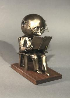 Rodger Jacobsen The Reader maquette  - 483280