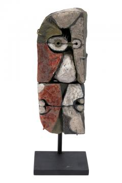 Roger Capron Abstract Ceramic Sculptures France 1990s - 884467