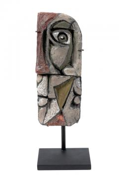 Roger Capron Abstract Ceramic Sculptures France 1990s - 884470