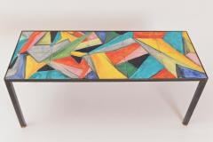 Roger Capron Abstract Coffee Table by Roger Capron c 1955 - 1089614
