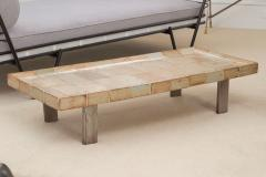 Roger Capron Ceramic Tiled Coffee Table - 572412