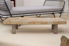 Roger Capron Ceramic Tiled Coffee Table - 572413