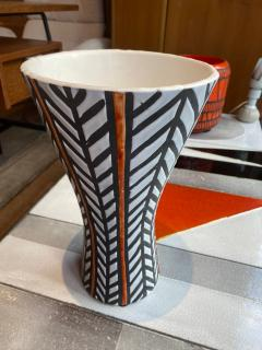 Roger Capron Ceramic vase France 1950s - 2135560