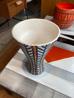 Roger Capron Ceramic vase France 1950s - 2135562