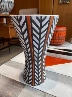 Roger Capron Ceramic vase France 1950s - 2135563