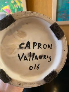 Roger Capron Diabolo Ceramic Vase - 2007146