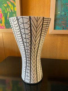 Roger Capron Diabolo Ceramic Vase - 2007148