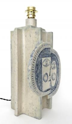 Roger Capron French Ceramic Table Lamp by Roger Capron - 925792