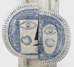 Roger Capron French Ceramic Table Lamp by Roger Capron - 925794