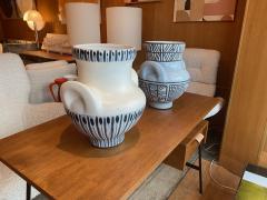 Roger Capron Large Ceramic Vase France 1950s - 2126829